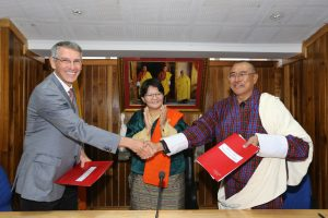 Bhutan, Government, Eradicating poor vision