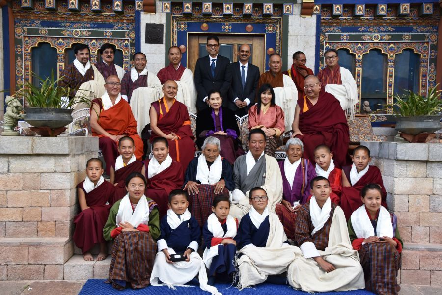 Essilor's partnership with Royal Government of Bhutan