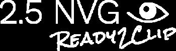 2 5 Nvg Ready2clip Logo White