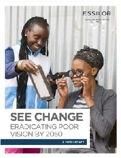 Eliminating Poor Vision By 2050