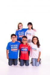 Donate to the Vote for Vision campaign to help children see better.