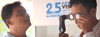 Eliminating Poor Vision In Cambodia