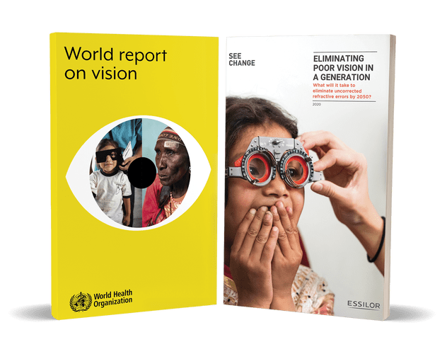 Eliminating Poor Vision - Essilor and the World Health Organization