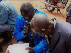 Vision Screenings In Kenya