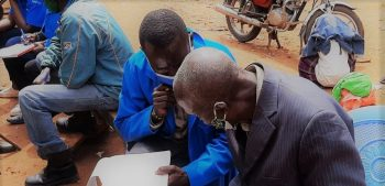 Vision Screenings In Kenya