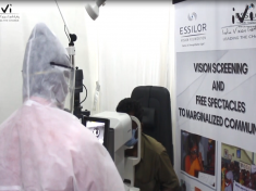 Evf India Ivi Covid Safe Vision Screening Image
