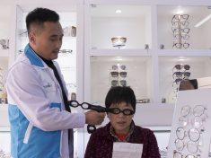 Eye Partner In China