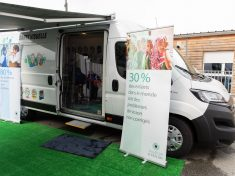 Vision For Life's Mobile Visual Health Unit